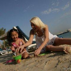 Отель Beach Rotana ОАЭ, Абу-Даби - 1 отзыв об отеле, цены и фото номеров - забронировать отель Beach Rotana онлайн пляж