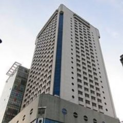 Отель Zhujiang Overseas Китай, Гуанчжоу - отзывы, цены и фото номеров - забронировать отель Zhujiang Overseas онлайн вид на фасад
