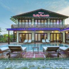 Отель Ha My Beachside Villa Hoian фото 9