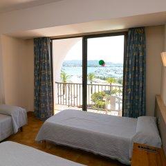 Апартаменты The White Apartments by Ibiza Feeling - Adults Only Студия с различными типами кроватей