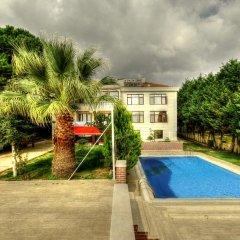 Blue Marine Hotel Турция, Стамбул - отзывы, цены и фото номеров - забронировать отель Blue Marine Hotel онлайн бассейн фото 3
