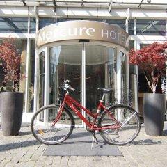 Mercure Hotel Berlin City (ex Mercure Berlin An Der Charite) Берлин спортивное сооружение
