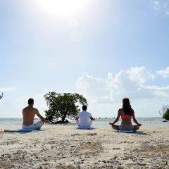 Отель Hacienda Tres Rios Resort Spa & Nature Park - Все включено фитнесс-зал