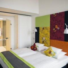 Отель Vienna House Andel's Lodz комната для гостей