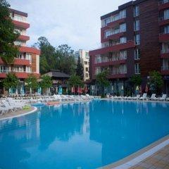 Отель Party Hotel Zornitsa Болгария, Солнечный берег - отзывы, цены и фото номеров - забронировать отель Party Hotel Zornitsa онлайн бассейн фото 3