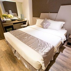 Отель BB Hotel Nha Trang Вьетнам, Нячанг - 1 отзыв об отеле, цены и фото номеров - забронировать отель BB Hotel Nha Trang онлайн комната для гостей фото 2