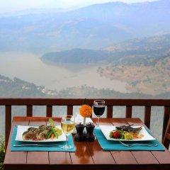 Отель Rupakot Resort Непал, Лехнат - отзывы, цены и фото номеров - забронировать отель Rupakot Resort онлайн балкон