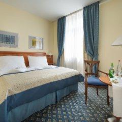 Отель Ramada Prague City Centre (ex. Ramada Grand Symphony) Прага комната для гостей