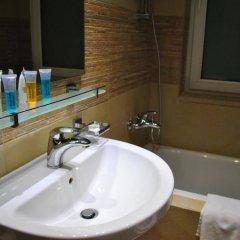 Отель Ocean Hotel Иордания, Амман - отзывы, цены и фото номеров - забронировать отель Ocean Hotel онлайн ванная