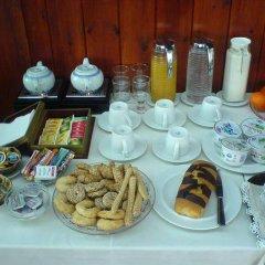 Отель Vergis Epavlis питание