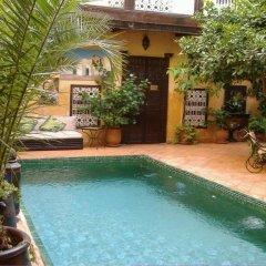 Отель Riad Du Petit Prince бассейн фото 2