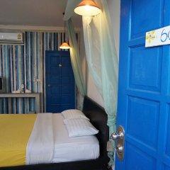 Отель Baan I Taley On Sea комната для гостей фото 5