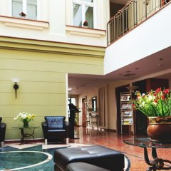 Отель Artis Centrum Hotels интерьер отеля