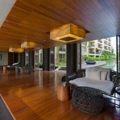 Отель Baan Sansuk Beachfront Condominium Таиланд, Хуахин - отзывы, цены и фото номеров - забронировать отель Baan Sansuk Beachfront Condominium онлайн интерьер отеля