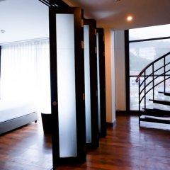 Отель The Beach Heights Resort Таиланд, Пхукет - 7 отзывов об отеле, цены и фото номеров - забронировать отель The Beach Heights Resort онлайн фитнесс-зал фото 3