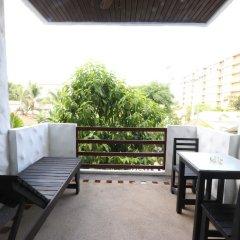 My Way Hua Hin Music Hotel балкон