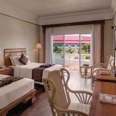 Отель Sokha Beach Resort комната для гостей фото 2
