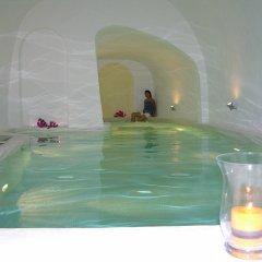 Отель Santorini Reflexions Volcano бассейн