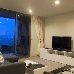 Отель Beachfront Sea View Baan Plai Haad Паттайя комната для гостей фото 5