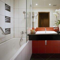 Отель Silenzio ванная