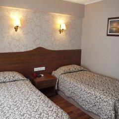 Hotel Nezih Istanbul комната для гостей