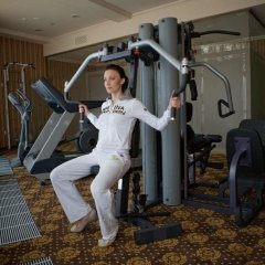Гостиница Нобилис фитнесс-зал