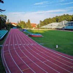 Отель Stadion Lesny Польша, Сопот - отзывы, цены и фото номеров - забронировать отель Stadion Lesny онлайн спортивное сооружение