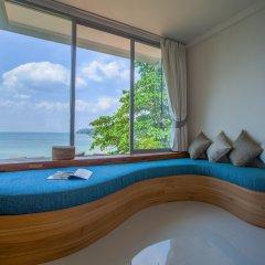 Отель Surin Beach Resort ванная