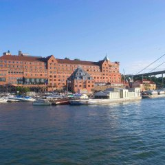 Best Western Plus Hotel Waterfront Göteborg (ex. Novotel) Гётеборг пляж