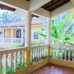 Отель GuestHouser 3 BHK Villa 338d Гоа балкон