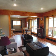 Отель Timberwolf Lodge-B&B комната для гостей фото 2