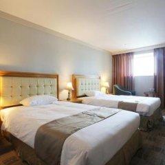 Отель AW Hotel Южная Корея, Тэгу - отзывы, цены и фото номеров - забронировать отель AW Hotel онлайн комната для гостей фото 3