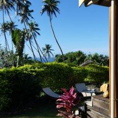 Отель Vosa Ni Ua Lodge Савусаву балкон