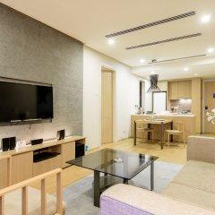 Отель 188 Serviced Suites & Shortstay Apartments Малайзия, Куала-Лумпур - отзывы, цены и фото номеров - забронировать отель 188 Serviced Suites & Shortstay Apartments онлайн комната для гостей фото 5