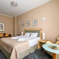 Апартаменты warsaw.best wilanowska apartments комната для гостей фото 3