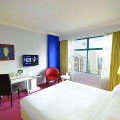 Отель Soleil Малайзия, Куала-Лумпур - 2 отзыва об отеле, цены и фото номеров - забронировать отель Soleil онлайн комната для гостей фото 2