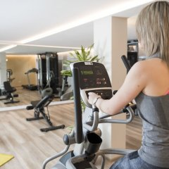 Romantik Hotel Stafler Кампо-ди-Тренс фитнесс-зал фото 4