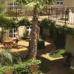 Отель San Angel Suites Педрегал вид на фасад