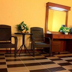 Pattaya Garden Hotel 3* Номер Делюкс с различными типами кроватей фото 6