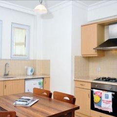 Апартаменты Hisar Garden Apartments Олудениз в номере фото 2