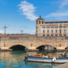 Отель Ortea Palace Luxury Hotel Италия, Сиракуза - отзывы, цены и фото номеров - забронировать отель Ortea Palace Luxury Hotel онлайн приотельная территория