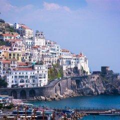 Отель Бутик-отель Terrazza Core Amalfitano Италия, Амальфи - отзывы, цены и фото номеров - забронировать отель Бутик-отель Terrazza Core Amalfitano онлайн пляж фото 2