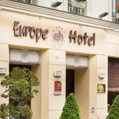 Europe Hotel Paris Eiffel банкомат