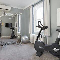 Отель The Grand Brighton фитнесс-зал