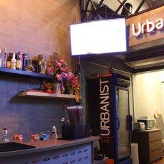 Urbanite Hostel Бангкок гостиничный бар
