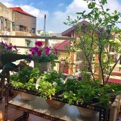 Отель The Rose Home балкон