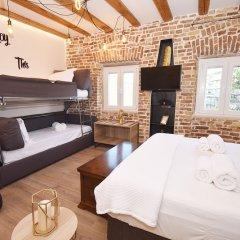 Отель Murofinto Homes Греция, Корфу - отзывы, цены и фото номеров - забронировать отель Murofinto Homes онлайн комната для гостей фото 2