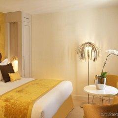 Hotel Le Petit Paris Париж комната для гостей фото 3