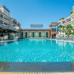 Jasmine Resort Hotel & Serviced Apartment бассейн