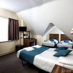Отель King Solomon Hotel Великобритания, Лондон - 1 отзыв об отеле, цены и фото номеров - забронировать отель King Solomon Hotel онлайн комната для гостей фото 5